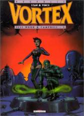 Couverture de l'album VORTEX Tome #5 Tess Wood et Campbell