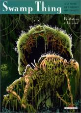 Couverture de l'album SWAMP THING Tome #2 Invitation à la peur