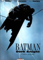 Couverture de l'album BATMAN Batman, Dark Knight -Intégrale-