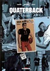 Couverture de l'album QUARTERBACK Tome #1 Wade Mantle