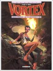 Couverture de l'album VORTEX Tome #8 Tess Wood et Campbell