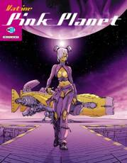 Couverture de l'album ART OF PINK PLANET