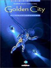 Couverture de l'album GOLDEN CITY Tome #3 Nuit Polaire