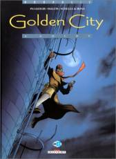Couverture de l'album GOLDEN CITY Tome #4 Goldy