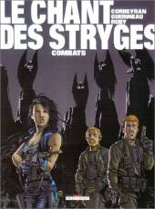 Couverture de l'album LE CHANT DES STRYGES Tome #6 Existences