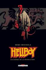 Couverture de l'album HELLBOY Tome #1 Les germes de la destruction