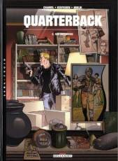 Couverture de l'album QUARTERBACK Tome #3 Red Greenberg
