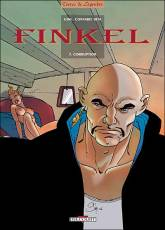 Couverture de l'album FINKEL Tome #7 Corruption