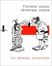Couverture de l'album PHRASES ASSASSINES (LES) Les phrases assassines