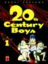 Couverture de l'album 20TH CENTURY BOYS Tome #1 20 th Century Boys