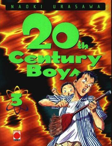 Couverture de l'album 20TH CENTURY BOYS Tome #3 20 th century boys