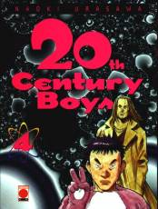 Couverture de l'album 20TH CENTURY BOYS Tome #4 20 th century boys