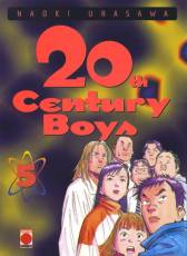Couverture de l'album 20TH CENTURY BOYS Tome #5 20 th century boys