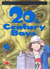 Couverture de l'album 20TH CENTURY BOYS Tome #6 20 th century boys