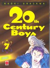 Couverture de l'album 20TH CENTURY BOYS Tome #7 20 th century boys