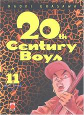 Couverture de l'album 20TH CENTURY BOYS Tome #11 20 th Century Boys