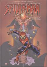 Couverture de l'album SPIDER-MAN Le secret du verre