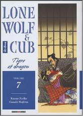 Couverture de l'album LONE WOLF AND CUB Tome #7 Tigre et Dragon