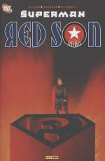Couverture de l'album SUPERMAN, RED SON Superman, Red Son