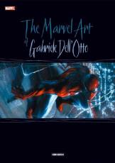 Couverture de l'album THE MARVEL ART OF GABRIELE DELL'OTTO The Marvel Art of Gabriele Dell'Otto