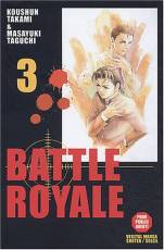 Couverture de l'album BATTLE ROYALE Tome #3 Souvenirs