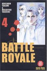 Couverture de l'album BATTLE ROYALE Tome #4 La fierté