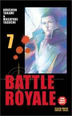 Couverture de l'album BATTLE ROYALE Tome #7 Bug