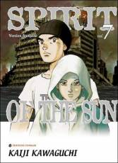Couverture de l'album SPIRIT OF THE SUN Tome #7 Les clandestins