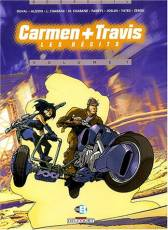 Couverture de l'album CARMEN + TRAVIS: LES RECITS Tome #1 Volume 1