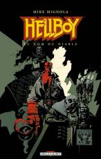 Couverture de l'album HELLBOY Tome #2 Au nom du Diable