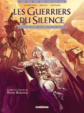Couverture de l'album LES GUERRIERS DU SILENCE Tome #1 Point Rouge