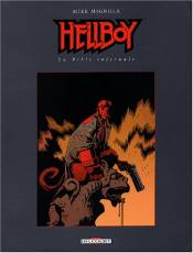 Couverture de l'album HELLBOY  HORS SERIE La bible infernale