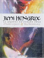 Couverture de l'album JIMI HENDRIX La légende du Voodoo Child