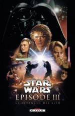 Couverture de l'album STAR WARS Tome #3 Episode III : la revanche des SITH