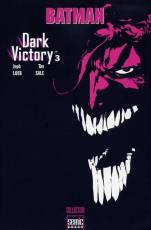 Couverture de l'album BATMAN - DARK VICTORY Tome #3 Volume 3