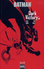 Couverture de l'album BATMAN - DARK VICTORY Tome #4 Volume 4