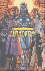 Couverture de l'album THE AUTHORITY Tome #4 2/2 Le meilleur des Mondes