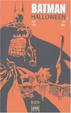 Couverture de l'album BATMAN - HALLOWEEN Tome #1 Tome 1