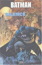 Couverture de l'album BATMAN Silence 1