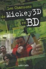 Couverture de l'album CHANSONS EN BANDES DESSINEES  Mickey 3D