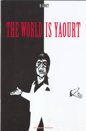 Couverture de l'album THE WORLD IS YAOURT The World is yaourt