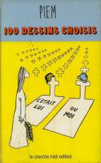 Couverture de l'album 100 DESSINS CHOISIS 100 dessins choisis