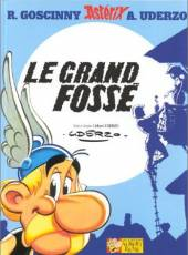 Couverture de l'album ASTERIX Tome #25 Le grand fossé
