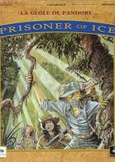 Couverture de l'album PRISONER OF ICE Tome #1 La Geôle de Pandore