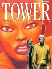 Couverture de l'album TOWER Tome #3 Cavalier Seul