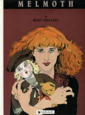 Couverture de l'album MELMOTH Tome #2 Mary Shilling