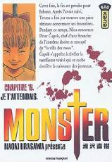 Couverture de l'album MONSTER Tome #16 Je t'attendais