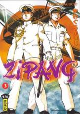 Couverture de l'album ZIPANG Tome #3 Volume 3
