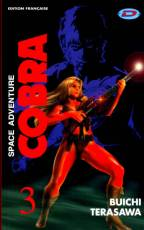 Couverture de l'album SPACE ADVENTURE COBRA Tome #3 L'Arme Absolue