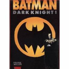 Couverture de l'album BATMAN  : DARK KNIGHT Tome #1  Résurrection